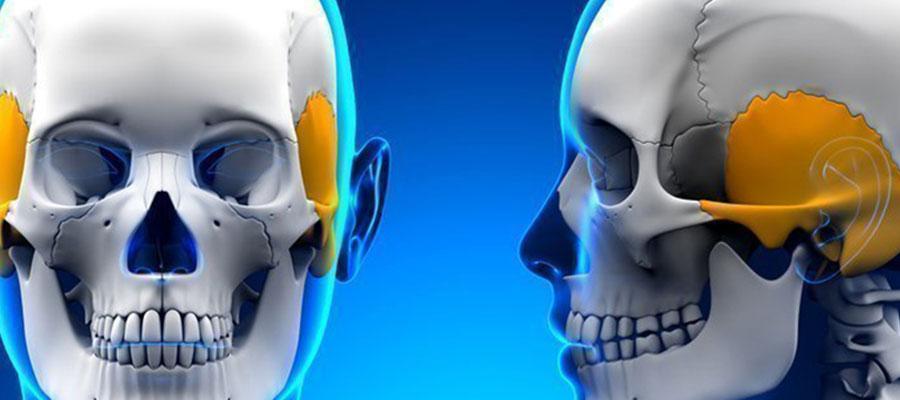 КТ височных костей